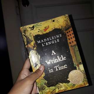 A wrinkle in time, storybook