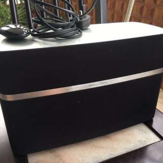 B&W Bower & Wilkins A7 Airplay Speaker