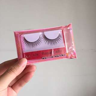 New Fake Eyelashes