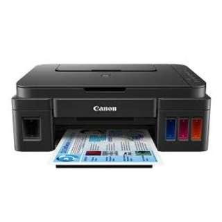 Canon Refillable Ink Tank AIO  G2000 - 4549292040265