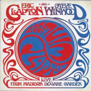 Eric Clapton And Steve Winwood Live From Madison Square Garden cd