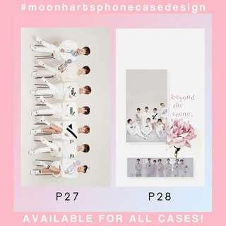 Custom Phone Case BTS (phonecasebymermaird)