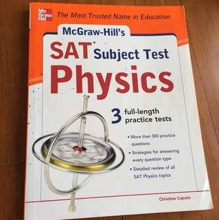 McGraw-Hill's SAT Physics