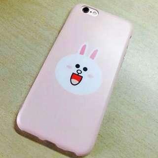 Line Friends Cony iPhone 7Plus Soft Casing