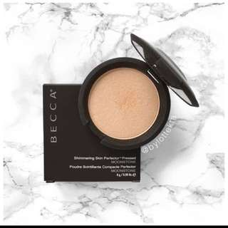 BECCA Shimmering Skin Perfector® Pressed Highlighter 光影