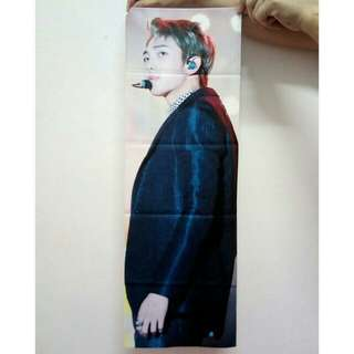 BTS RM RAP MONSTER FANSITE HANDBANNER