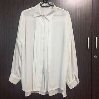 White Top Long Sleeves