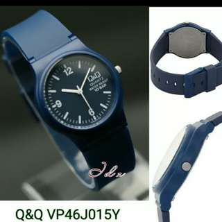 Jam tangan wanita Q&Q CANTIK