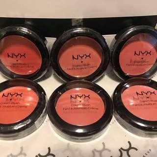 NYX Rouge Cream Blush ✨