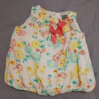Dress for 6mo (2pc)