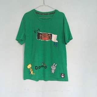 Kaos domo green
