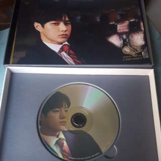 Infinite Top Seed - L CD + Photobook (Trade only)
