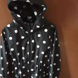Kids Polka dot Jacket