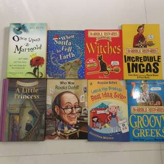 Kids books (set)