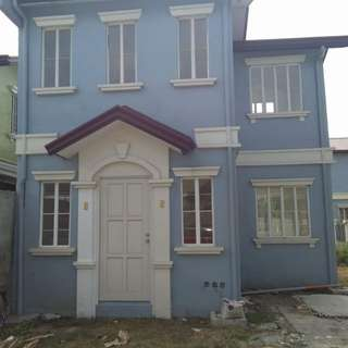 Ready for occupancy House and Lot