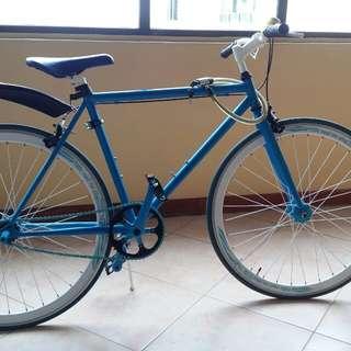 Classic Fixie bike