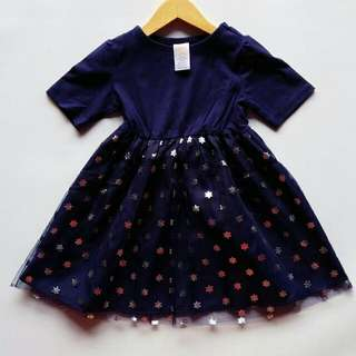 Dress anak gymboree