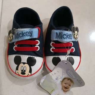 New Disney toddlers shoe 11 to 12cm