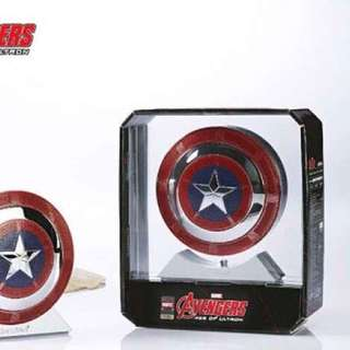 [全新] MARVEL 美國隊長形象7800mAh 藍牙功能喇叭 Captain American Bluetooth Speaker