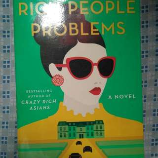 REPRICED! Rich People Problems by Kevin Kwan