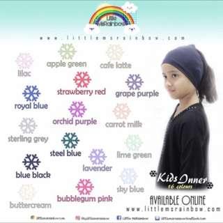 Kids Inner hijab
