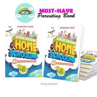 Parenting books - Bukan sekadar home schooling