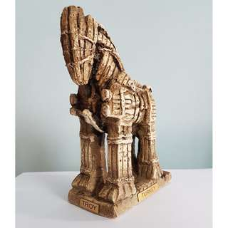 Troy, Trojan Horse