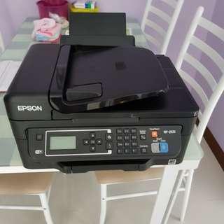 Epson printer wf2631