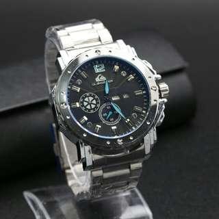 Jam tangan pria quick silver