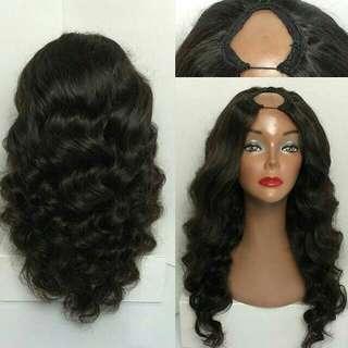 U part wigs