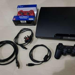 PS3 500GB JB 25xxx