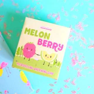 MELON BERRY SOAP