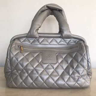 Chanel Cocoon Leather Bag