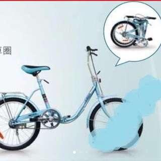 K rock 接合單車全新