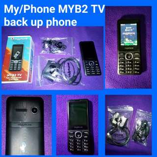 MY/PHONE MYB2 TV