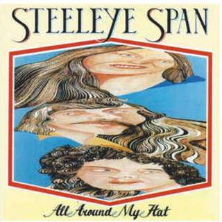 Steeleye Span All Around My Hat cd