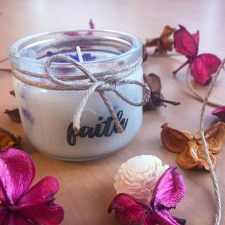 Valentine's Day Gift - Candles Handmade with Love