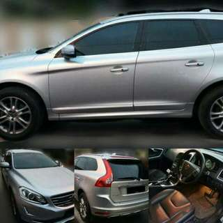 VOLVO XC60 T6 2.0(A) 2015/2016