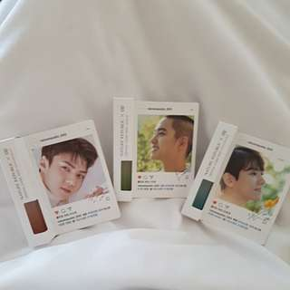 Nature republic EXO limited edition Rm40 each