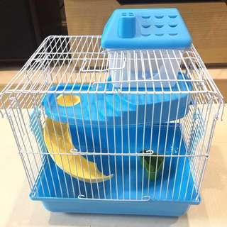 倉鼠籠子 🐹長寬高26*20*24cm 沒生鏽