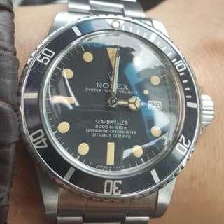 ROLEX 1665 SEA-DWELLER (MK1)