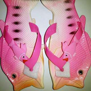 Fish slipper For kids