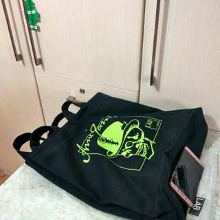 LAB concept bag