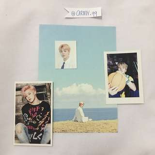 BTS Jimin pc set