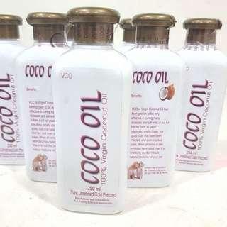 Coco Oil Virgin Coconut Oil