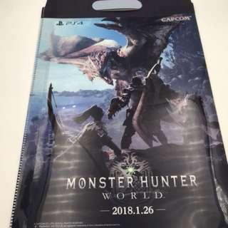 Monster Hunter World A4 Folder cum Carrier