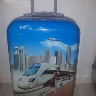 Luggage 20 inchi