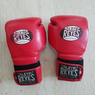 Red Cleto Reyes