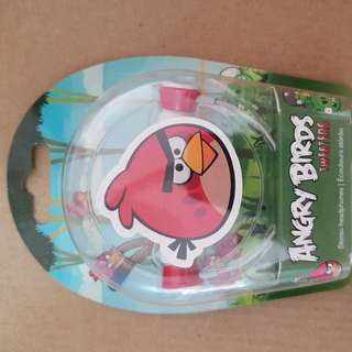Earphone (Angry bird)