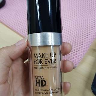 Make Up For Ever Ultra HD Foundation (Y315)